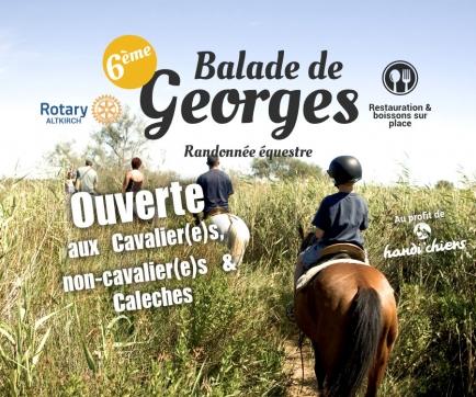 6ème balade de Georges à GALFINGUE